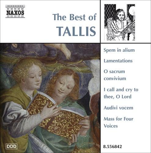Tallis (The Best Of) von Oxford Camerata