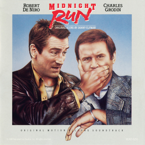 Midnight Run de Danny Elfman