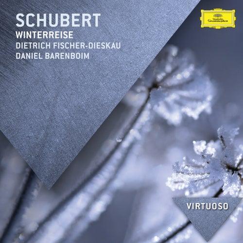 Schubert: Winterreise by Dietrich Fischer-Dieskau