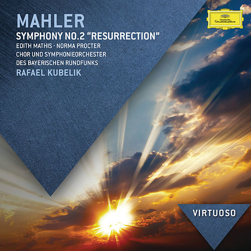 Mahler: Symphony No.2 - 'Resurrection' de Edith Mathis