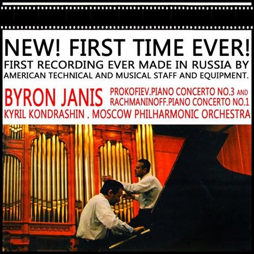 Prokofiev & Rachmaninoff: Piano Concertos by Byron Janis