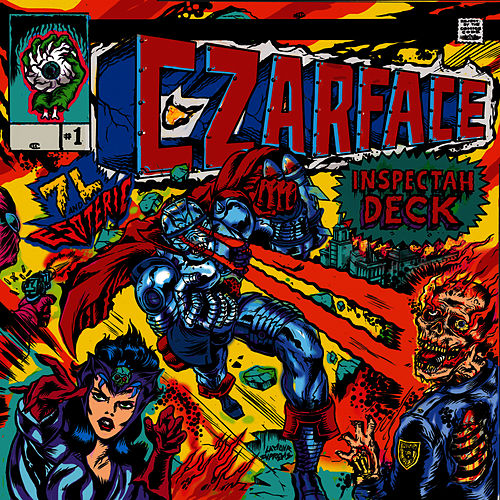 Inspectah Deck + 7L & Esoteric = CZARFACE by CZARFACE
