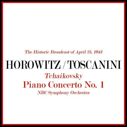 Tchaikovsky: Piano Concerto No 1 by Vladimir Horowitz