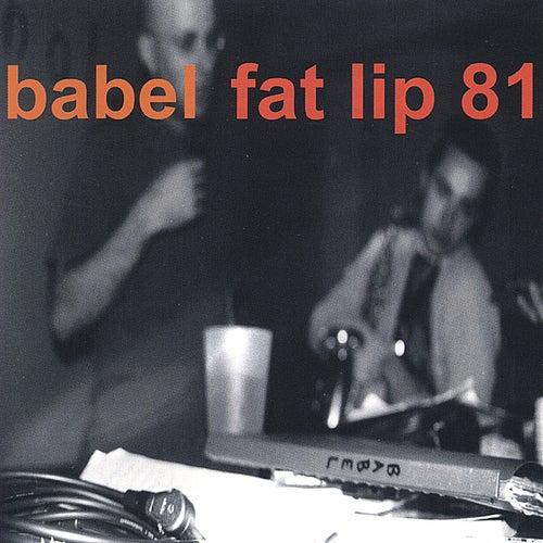Fat Lip 81 by babel