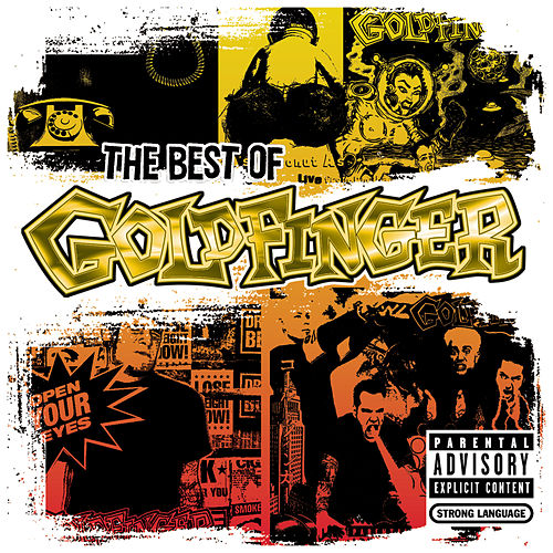 The Best Of Goldfinger von Goldfinger