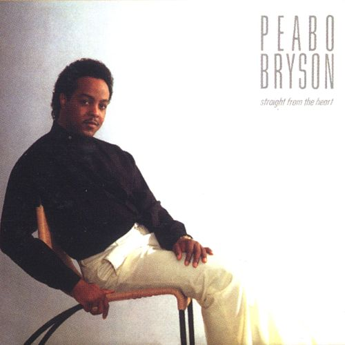 Straight From The Heart de Peabo Bryson