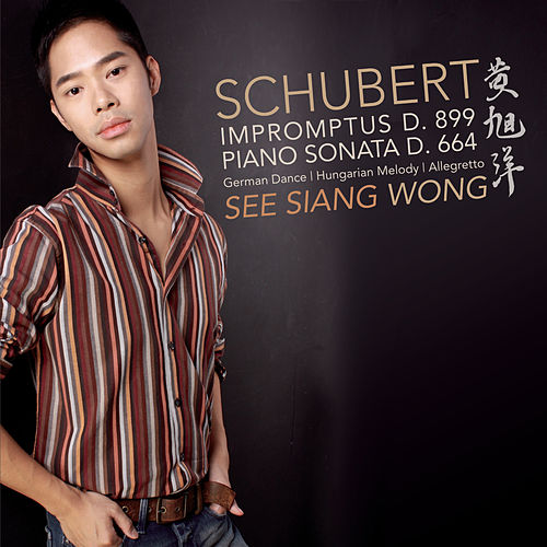 Schubert: 4 Impromptus Op. 90, Piano Sonata In A  Major de See Siang Wong