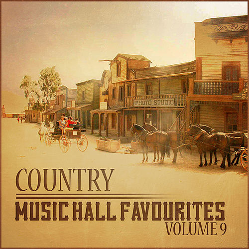 Country Music Hall Favourites Vol 9 von Various Artists
