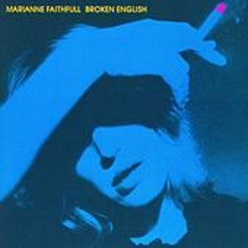 Broken English de Marianne Faithfull