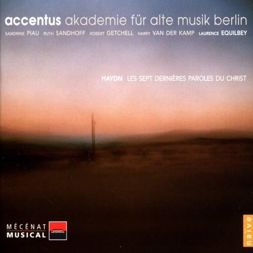 Haydn: Les Sept Dernières Paroles du Christ de Laurence Equilbey