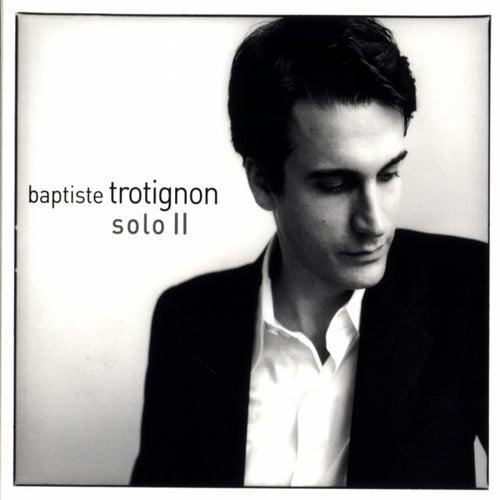 Solo II by Baptiste Trotignon