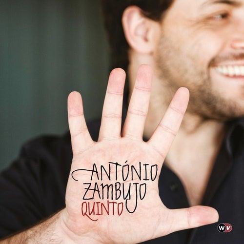 Quinto (Deluxe Edition) de António Zambujo