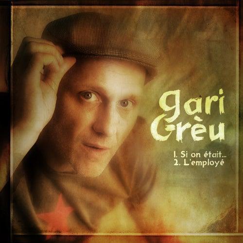 Camarade Lézard - EP de Gari Grèu
