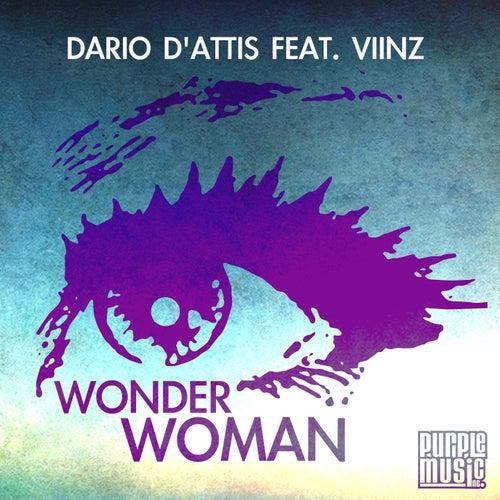 Wonder Woman de Dario D''attis