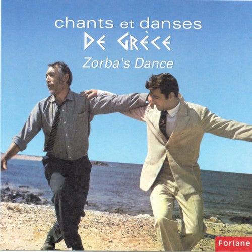 Zorba's Dance - Chants et danses de Grèce (Ελλάδα) by Various Artists