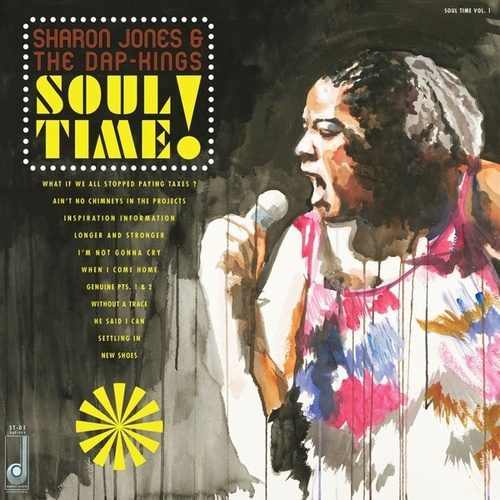 Soul Time! von Sharon Jones & The Dap-Kings