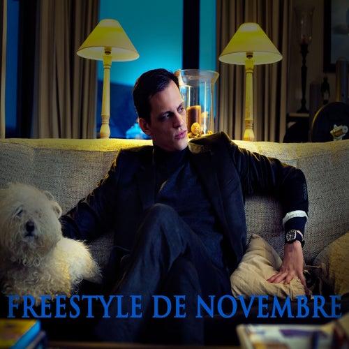 Freestyle de novembre de James Deano