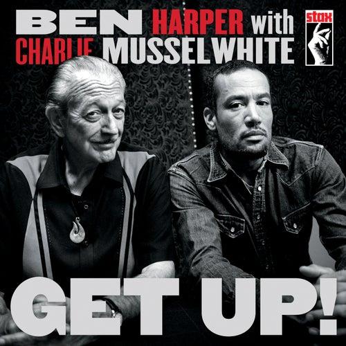 Get Up! by Ben Harper & Charlie Musselwhite