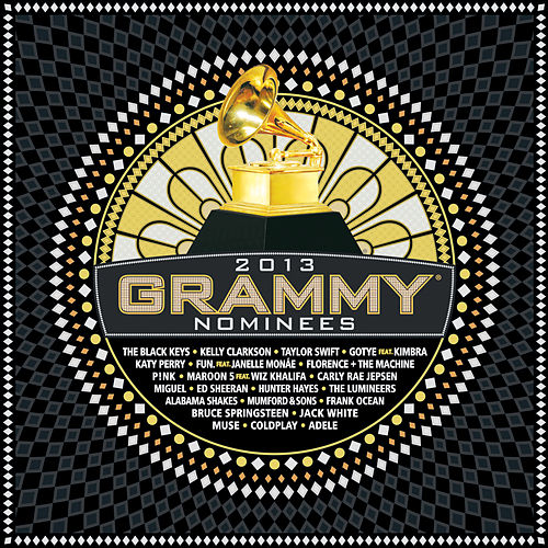 2013 GRAMMY Nominees de Various Artists