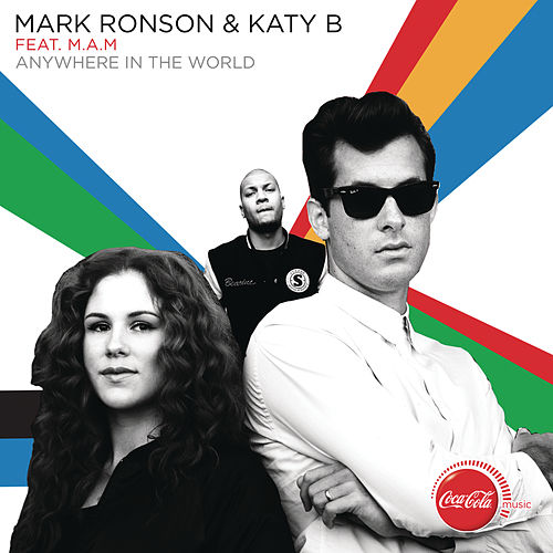 Anywhere in the World (Swiss Version) von Mark Ronson