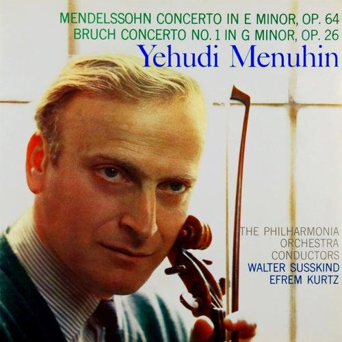 Mendelssohn: Concerto in E Minor de Yehudi Menuhin