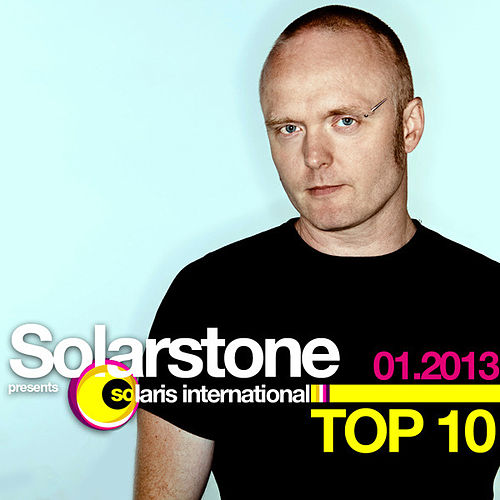 Solarstone presents Solaris International Top 10 (01.2013) von Various Artists