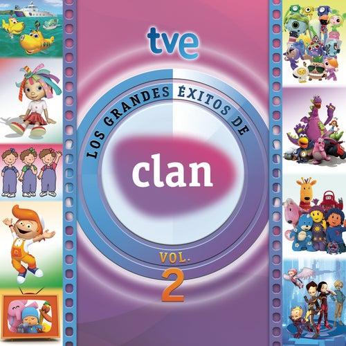 Los Grandes Exitos De Clan Tv. de Various Artists