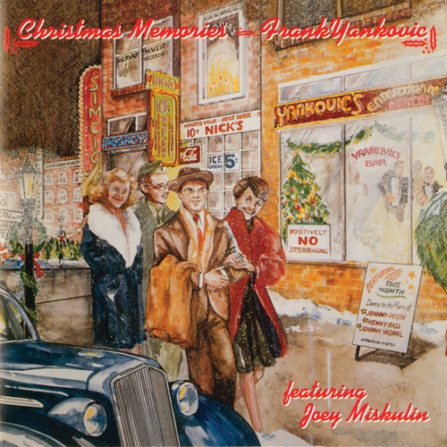 Christmas Memories by Frank Yankovic