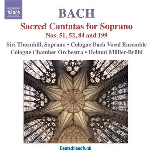 Bach, J.S.: Sacred Cantatas for Soprano von Siri Karoline Thornhill