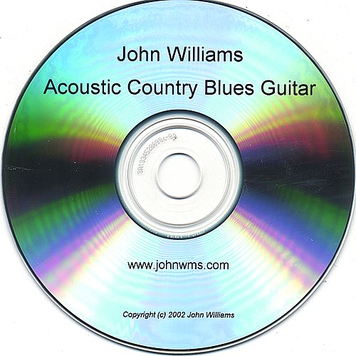 Acoustic country Blues Guitar by John Williams (2)