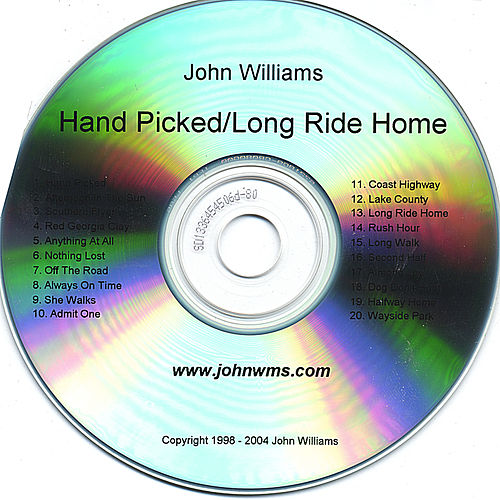 Hand Picked/Long Ride Home by John Williams (2)