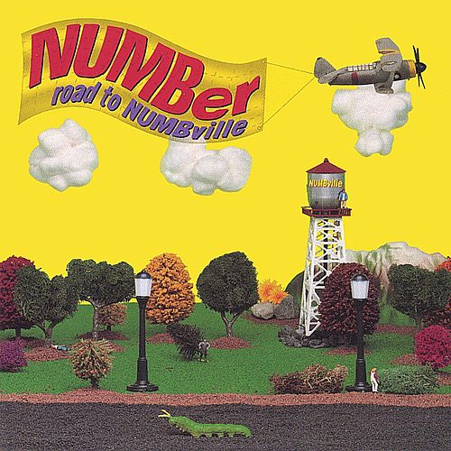 road to NUMBville by NUMBer
