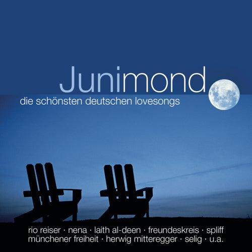 Junimond - Deutsche Liebeslieder von Various Artists