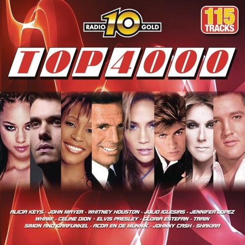 Radio 10 Gold Top 4000 - box van Various Artists