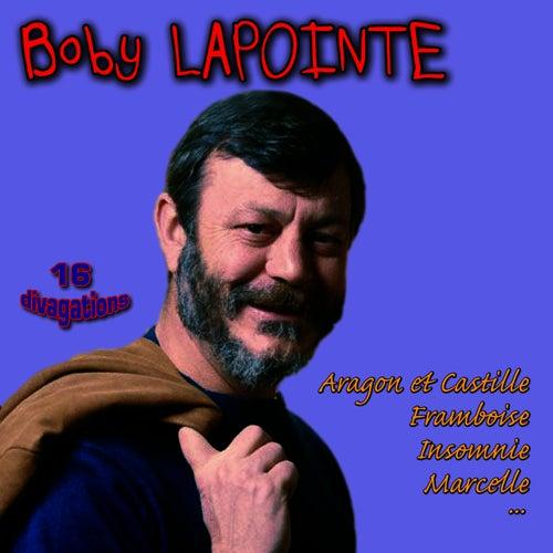 Aragon et Castille ... - 16 divagations de Boby Lapointe