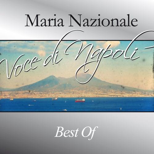 Maria Nazionale, Voce di Napoli (Platinum collection) di Maria Nazionale