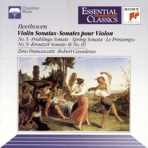 Beethoven: Violin Sonatas de Zino Francescatti
