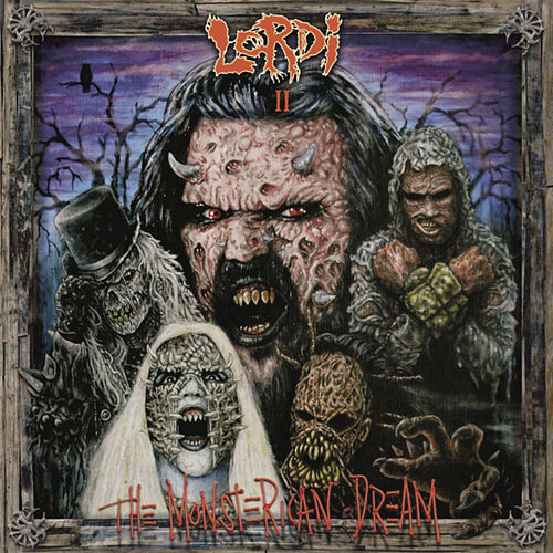 The Monsterican Dream by Lordi
