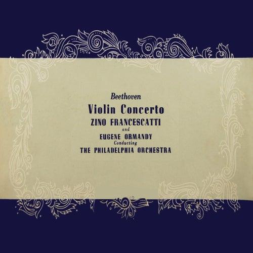 Beethoven Violin Concerto de Zino Francescatti
