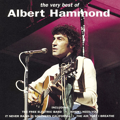 The Very Best Of Albert Hammond by Albert Hammond
