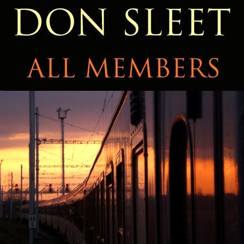 All Members von Don Sleet