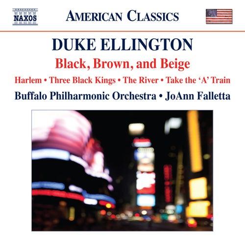 Ellington: Black, Brown and Beige de The Buffalo Philharmonic Orchestra