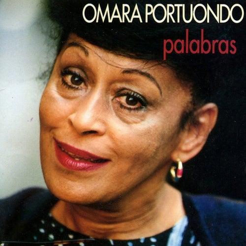 Palabras de Omara Portuondo