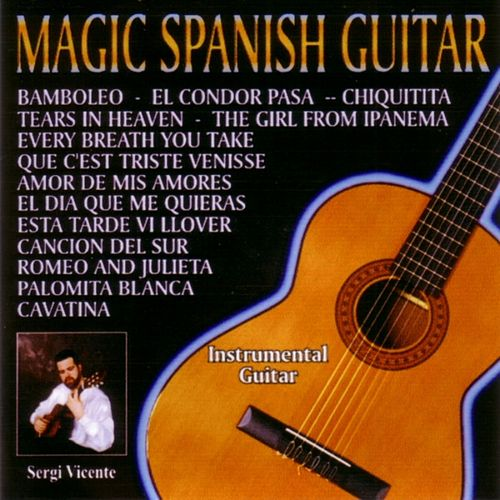Magic Spanish Guitar de Sergi Vicente