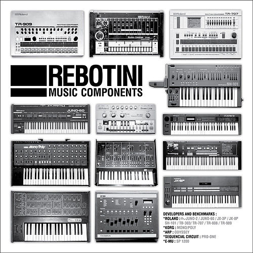 Music Components by Rebotini