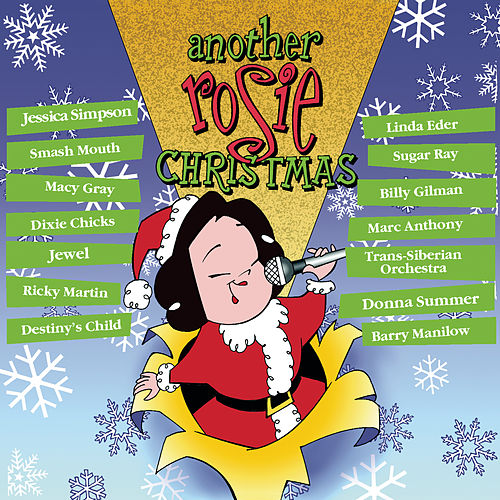 Another Rosie Christmas by Rosie O'Donnell
