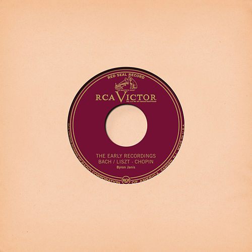 Byron Janis: Early Recordings by Byron Janis