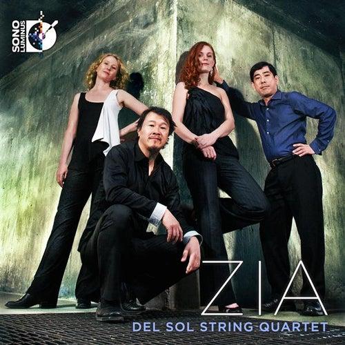 Zia: Del Sol String Quartet by Del Sol String Quartet