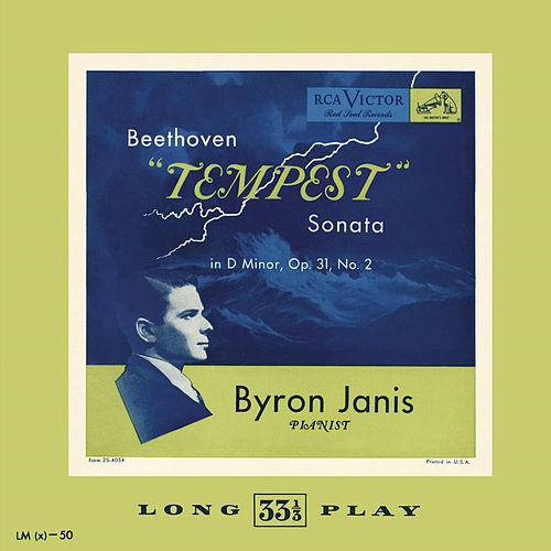 Beethoven: Sonata No. 17 for Piano in D Minor, Op. 31, No. 2 ('Tempest'); Schubert: Impromptu No. 2 in E-flat Major, Allegro from Impromptus, D. 899 (Op. 90) by Byron Janis