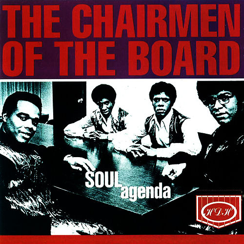 Soul Agenda de Chairmen Of The Board